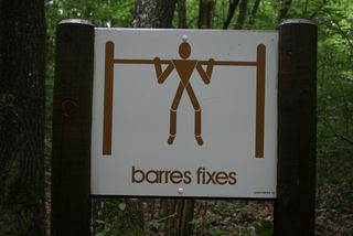 barres fixes